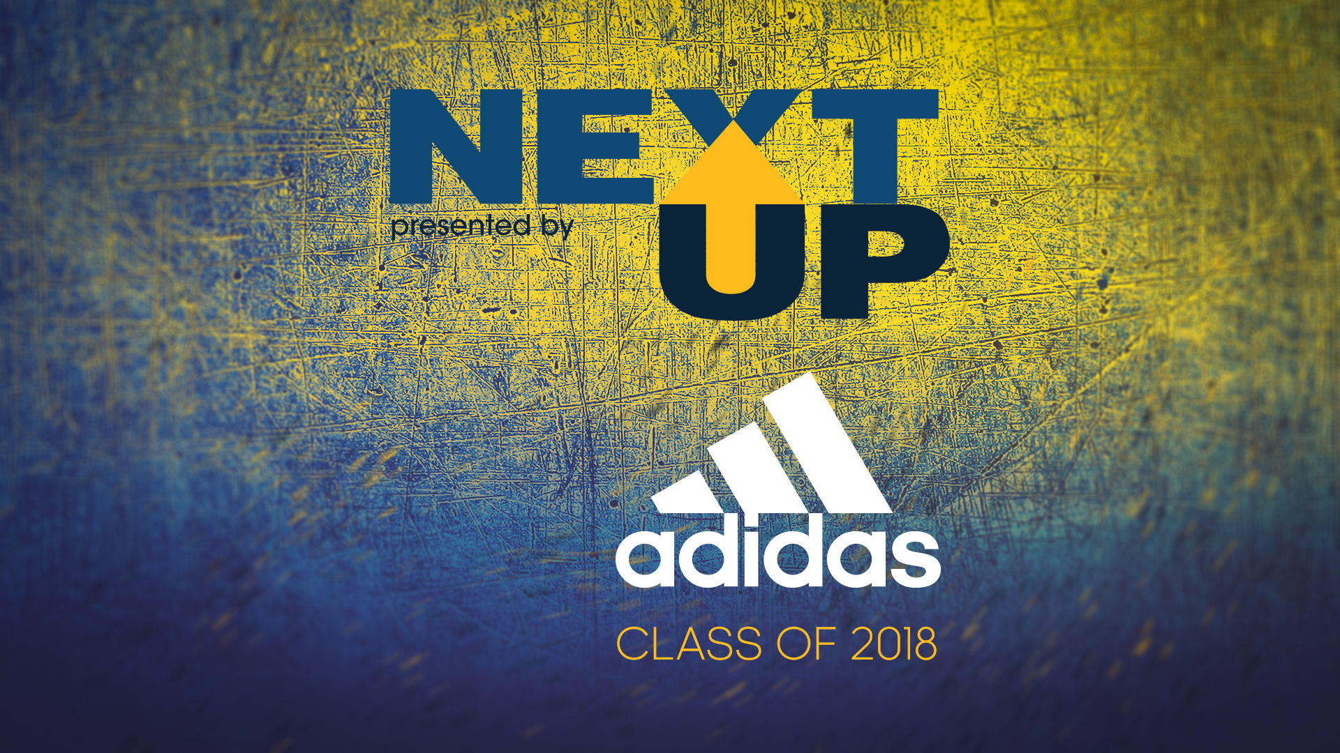 next up presented by adidas