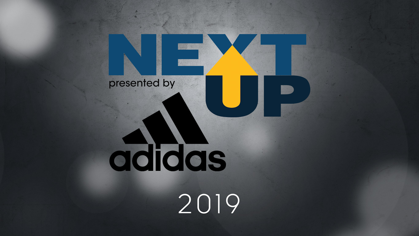 NEXT UP 2019 presented by adidas